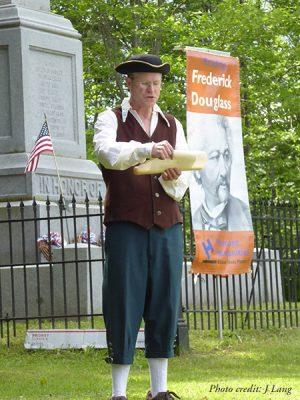 Fourth of July in Peacham, Vermont